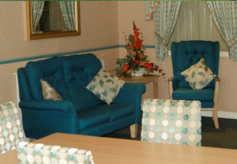 Our lounge is full of character and provides a relaxing setting